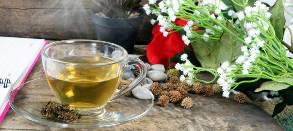 thé et bien être