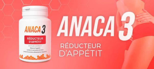 Anaca3 réducteur d'appétit fonctionne-t-il vraiment ?