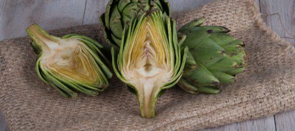 les vertus de la feuille d'artichaut