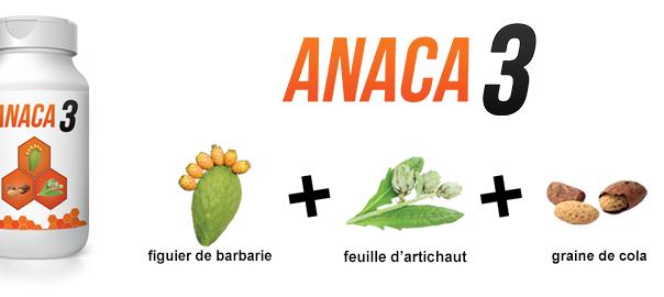 l'anaca3 : un produit minceur miracle.
