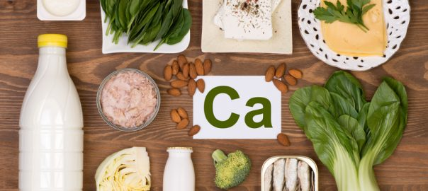 Le calcium bon pour les os et les articulations