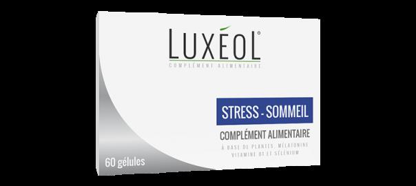 Luxéol Stress Sommeil: Effet secondaire, Composition, Avis