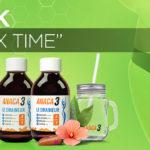 Pack detox time Anaca3 : éliminer les toxines