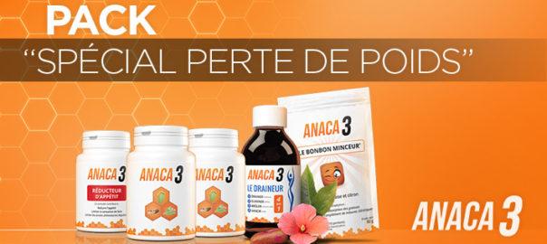 Pack Spécial perte de Poids Anaca3