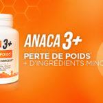 Anaca3+ perte de poids : pour des résultats sur votre perte de poids